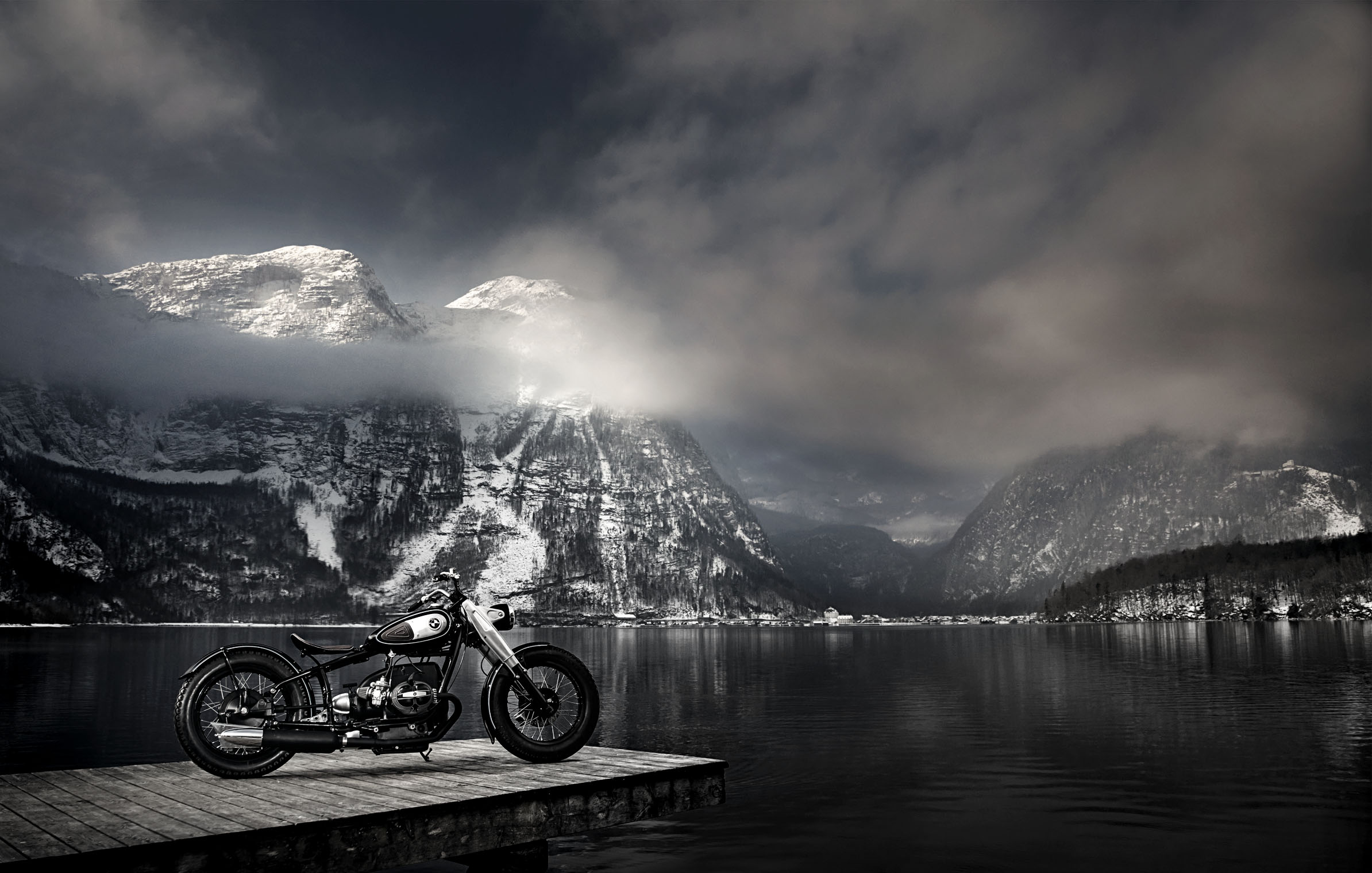 BMW_bobber_custom_motorcycle_lake_mountains_austria2