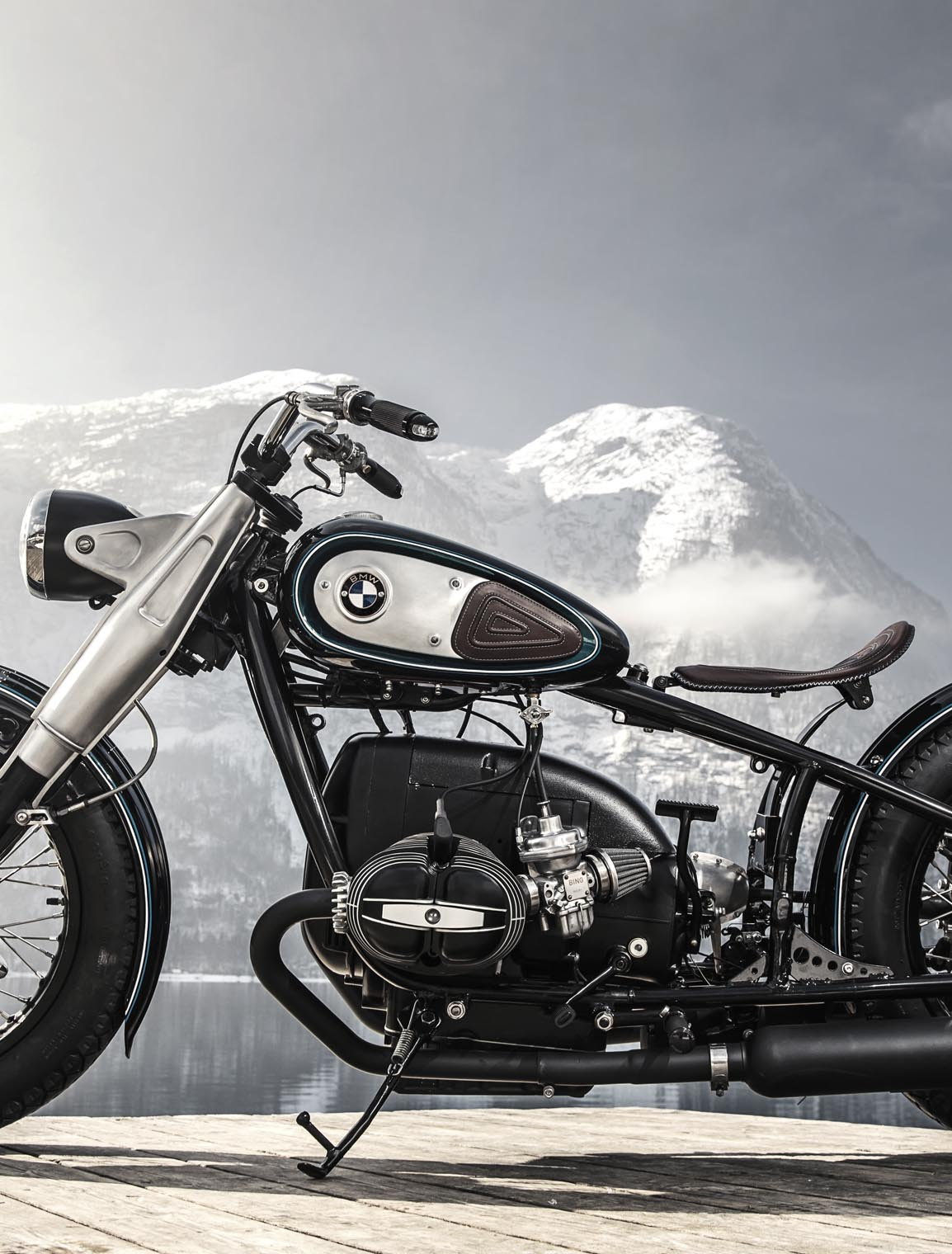 BMW_bobber_custom_motorcycle_lake_mountains_austria_side2