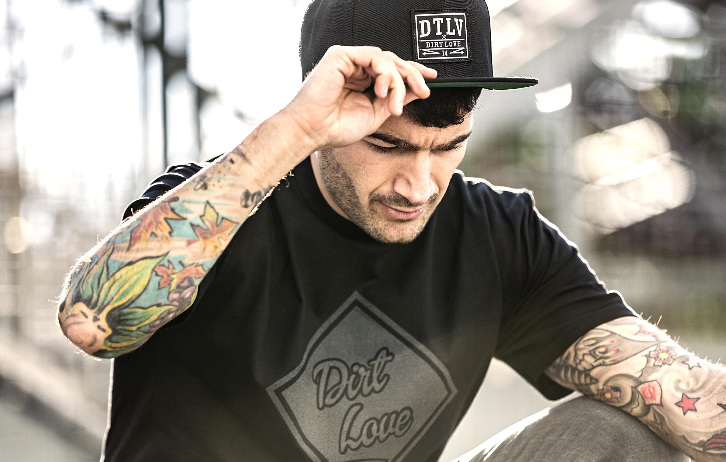 dirt_love_fasion_cap_shirt