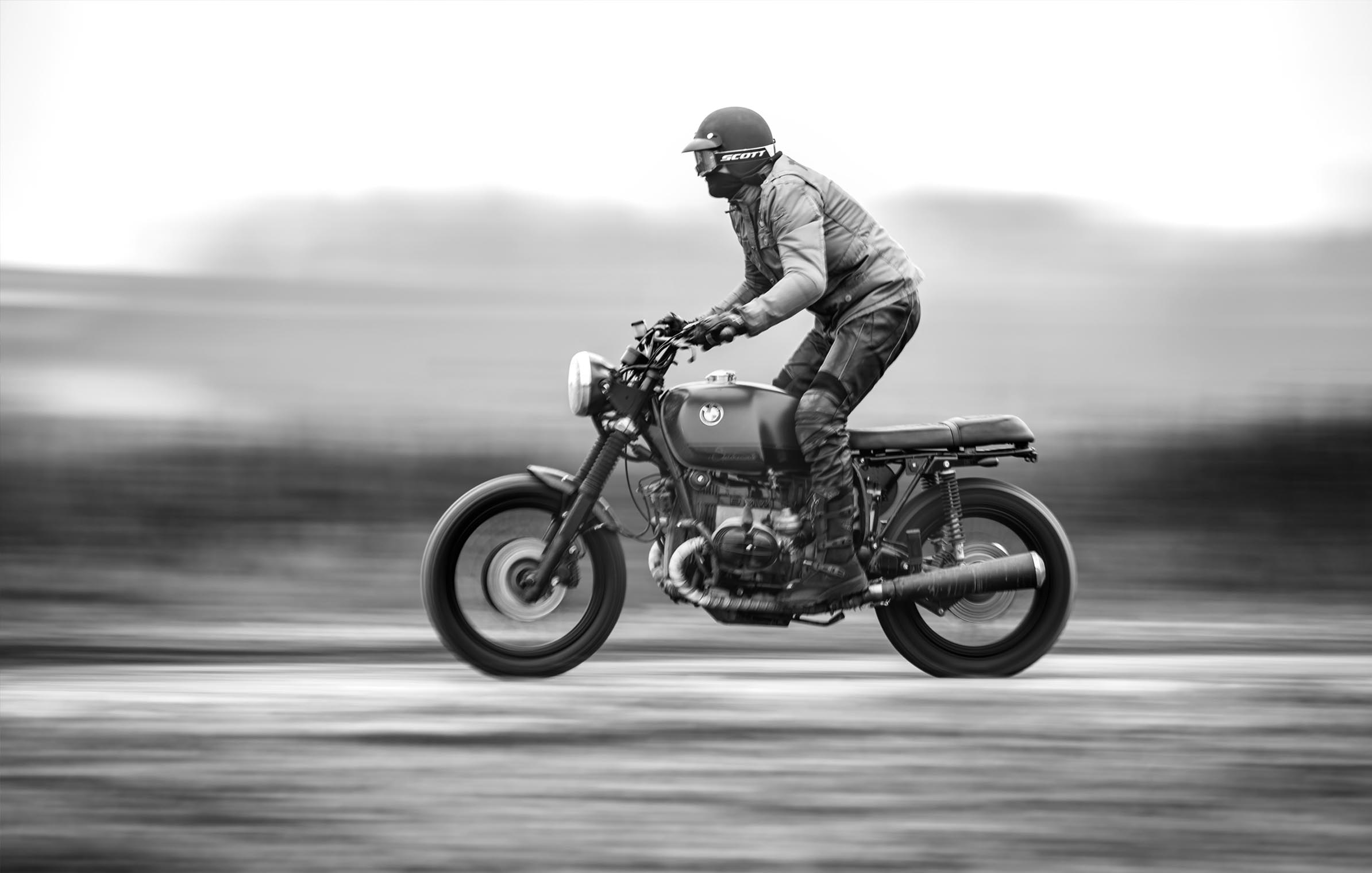 titan_roadtrip_motorcycles_riding_street_three_bmw_blackandwhite