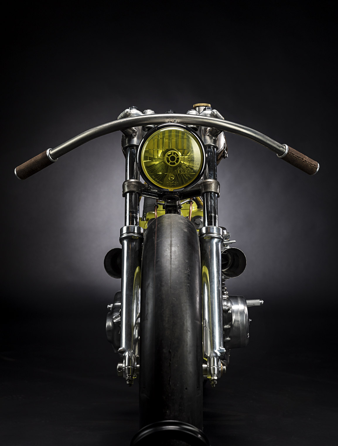 motorcycles_custom_honda_self_built_crazy_yellow_titan_front