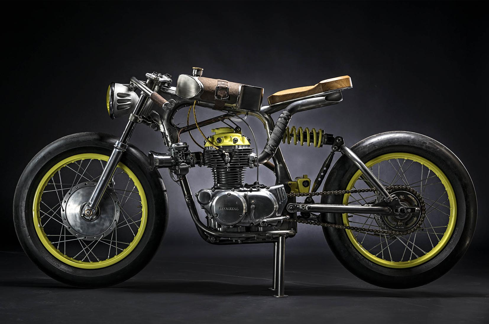 Titan Motorcycle - Custom Dream Bikes II